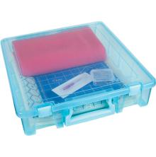 Artbin Super Satchel Single Compartment 15.25X14X5.5 - Aqua Mist