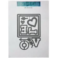 Concord & 9th Dies - Love You So