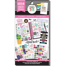 Me & My Big Ideas Happy Planner Sticker Value Pack - Sweet Life Student