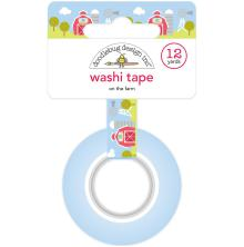 Doodlebug Washi Tape 15mmX12yd - On The Farm