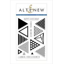 Altenew Clear Stamps 4X6 - Trigonometry