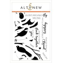 Altenew Clear Stamps 6X8 - Birds of a Feather