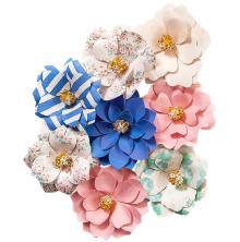 Prima Santorini Paper Flowers - Pygos UTGÅENDE