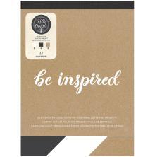 Kelly Creates Paper Pad 8.5X11 15/Pkg - Variety
