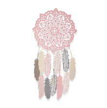 Sizzix Thinlits Plus Die Set 5PK - Large Dream Catcher