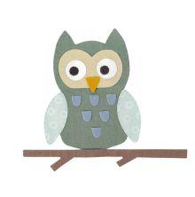 Sizzix Bigz Die - Owl