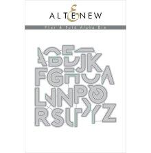 Altenew Die Set - Flat & Fold Alpha