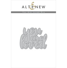 Altenew Die Set - You Are Loved