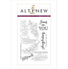Altenew Clear Stamps 4X6 - Focus on You