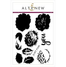 Altenew Clear Stamps 6X8 - Just For You