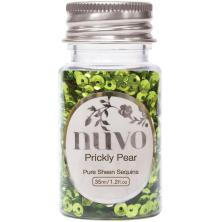Tonic Studios Nuvo Sequins 35ml - Prickly Pear 1140N
