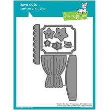 Lawn Fawn Custom Craft Die - Shadow Box Card Theater