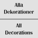 Alla Dekorationer