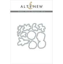 Altenew Die Set - Sweet Rose Bouquet