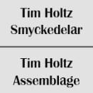 Tim Holtz Assemblage