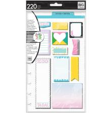 Me & My Big Ideas Happy Planner Sticky Notes 220/Pkg - Donut Forget