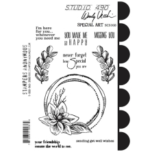 Wendy Vecchi Cling Stamps - Special Art