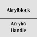 Akrylblock