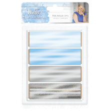 Sara Signature Collection Winter Wonderland 4pk  - Foil Rolls