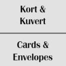 Kort & Kuvert