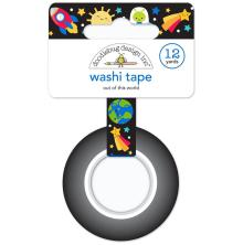 Doodlebug Washi Tape 15mmx12yd - Out Of This World
