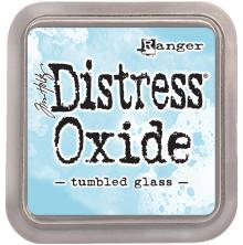 Tim Holtz Distress Oxides Ink Pad - Tumbled Glass