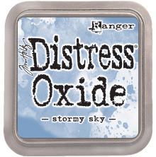 Tim Holtz Distress Oxides Ink Pad - Stormy Sky
