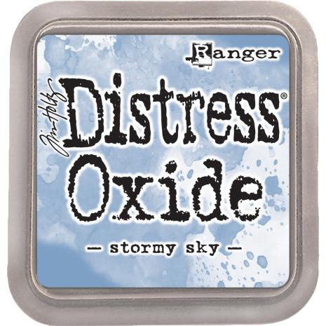 Tim Holtz Distress Oxides Ink Pad - Stormy Sky
