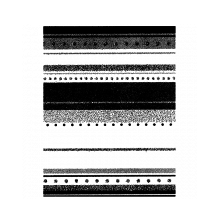 Wendy Vecchi Background Stamp - Random Stripes