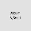 Album & Plastfickor 8,5X11