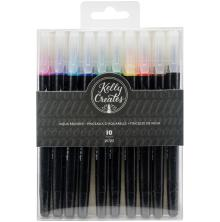 Kelly Creates Aqua Brushes 10/Pkg