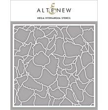 Altenew Stencil 6X6 - Mega Hydrangea
