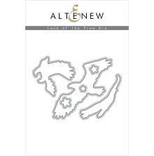 Altenew Die Set - Land of the Free