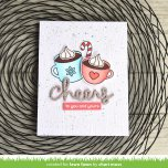 Lawn Fawn Clear Stamps 4X6 - Thanks A Latte