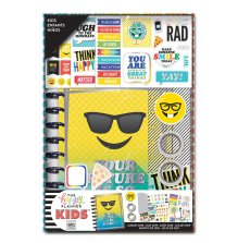 Me & My Big Ideas CLASSIC Happy Planner Kit - KIDS Keep Laughing UTGÅENDE