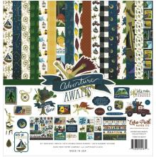 Echo Park Collection Kit 12X12 - Adventure Awaits