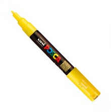 Posca Paint Marker Pen PC-1M - Straw Yellow 73