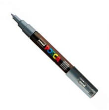 Posca Paint Marker Pen PC-1M - Slate Grey 61