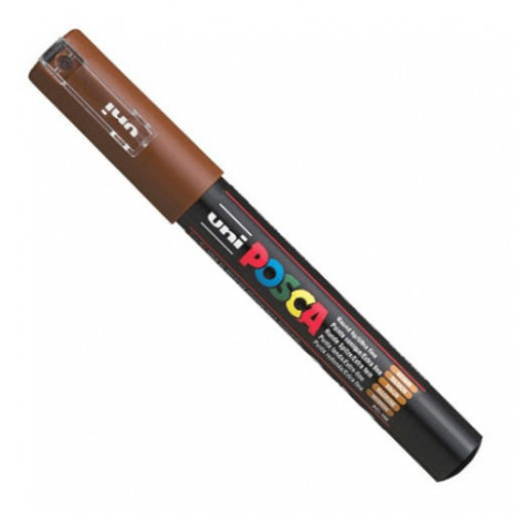 Posca Paint Marker Pen PC-1M - Brown 21