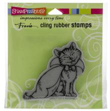 Stampendous Cling Stamp - Count Catula