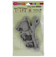 Stampendous House Mouse Cling Stamp - Birdie Gifts