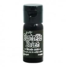 Tim Holtz Distress Paint Flip Top 29ml - Black Soot