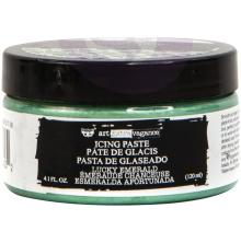 Prima Finnabair Art Extravagance Icing Paste 120ml Jar - Lucky Emerald