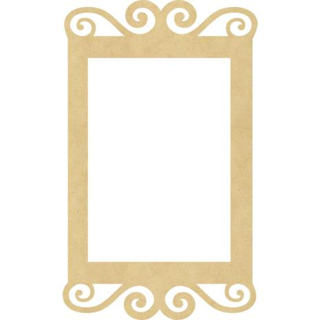 Kaisercraft KAISERdecor MDF - Contemporary Frame