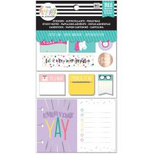 Me & My Big Ideas Happy Planner Note Cards/Sticky Note Multi Pack - Super Fun