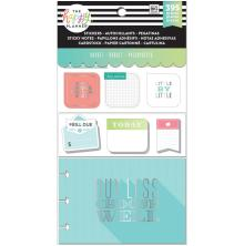 Me & My Big Ideas Happy Planner Note Cards/Sticky Note Multi Pack - Budget