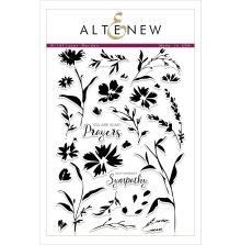 Altenew Clear Stamps 6X8 - Wildflower Garden