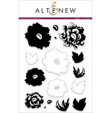 Altenew Clear Stamps 6X8 - Ethereal Beauty