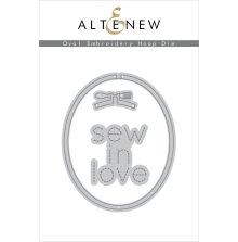 Altenew Die Set - Oval Embroidery Hoop