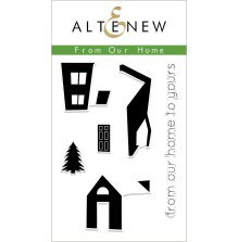 Altenew Clear Stamps 2X3 - From Our Home